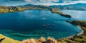 Open Trip Diving Labuan Bajo + Komodo